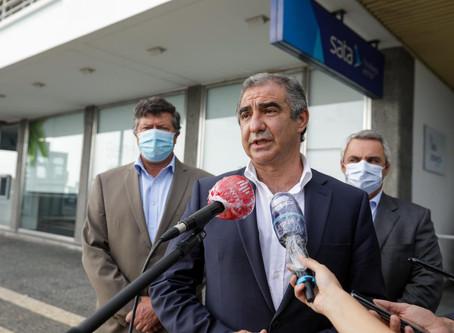 """Regionais: Bolieiro disponível para ser """"parte da solução"""" para problemas da SATA"""