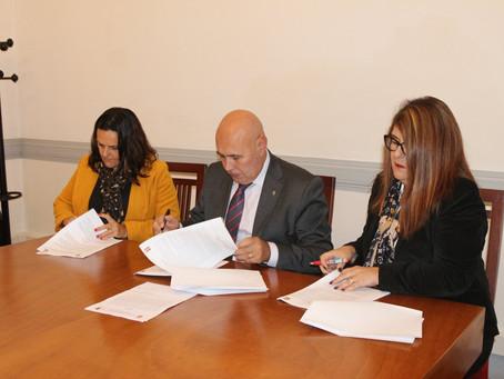 Câmara da Horta e STAL assinam acordo coletivo de trabalho