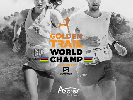 Faial e Pico recebem Golden Trail World Champ by Salomon