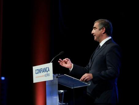 """José Manuel Bolieiro assume """"responsabilidade de servir os Açores e os açorianos"""""""