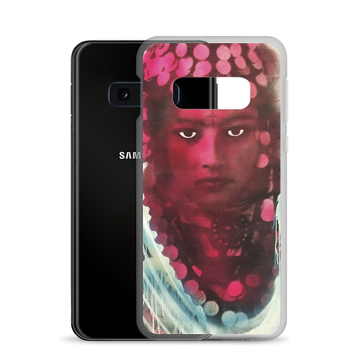 Samsung Case - Berber Woman - by Schirka El Creativo