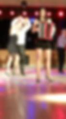 Jenny J. animation repas dansant