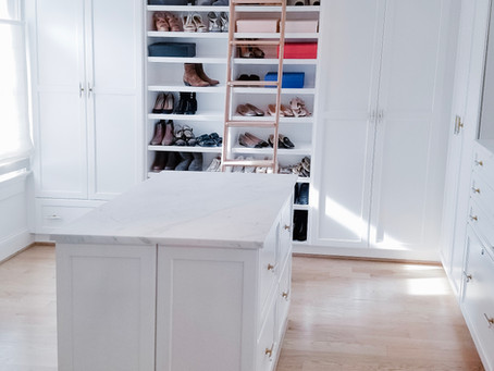 Design Tip : Closets