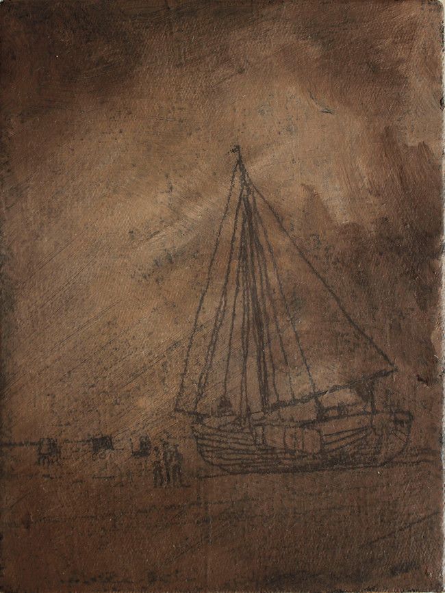 Bomschuit [boat] 2018