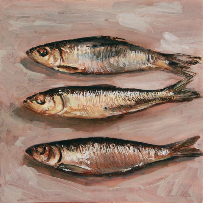 Drievis [three fish] 2018