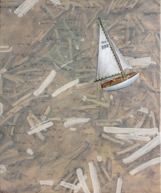 Zeedrift [flotsam] 2018