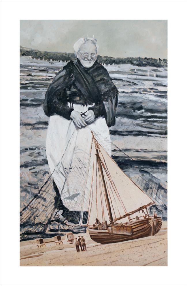 Vissersvrouw [fisherman's wife] 2019