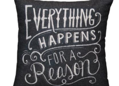 #24238 - Chalk Pillow - For A Reason
