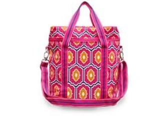 Moroccan Tile Large Cooler Bag