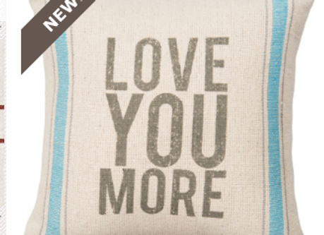 #27436 - Pillow - Love You More BLU