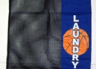 BJ444 Basketball Mesh Laundry Bag