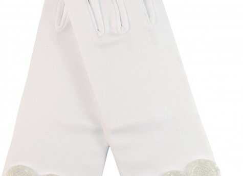 Andrea's Beau - Communion gloves (circa)  IN STOCK