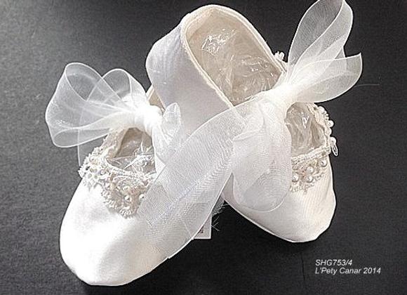 Silk Ballerina slippers - SHG753/4