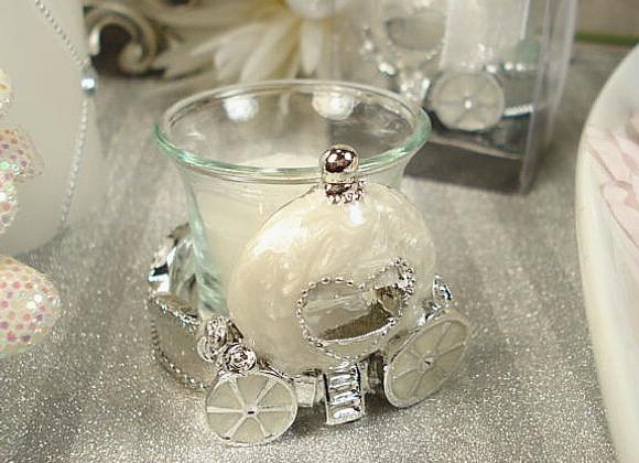 G5556 - Fairy Tale Carriage tealite
