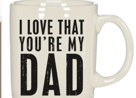 #25389 - Mug - My Dad