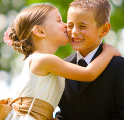 Flower Girls & Ring Bearers. Why They Are So Important