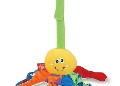 MELISSA & DOUG - Wiggly Octopus Baby Toy