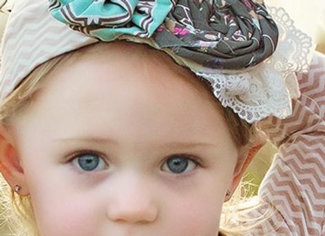 Haute Baby - Anna Louise Headband