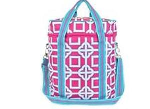 Pink Charmer Large Cooler Bag