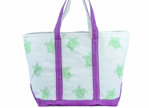 CRABBERRIE Sea Turtle Tote