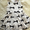 Thumbnail: Bows & Pearls Dress - In stock