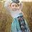 Thumbnail: Haute Baby - Anna Louise Dress - in stock