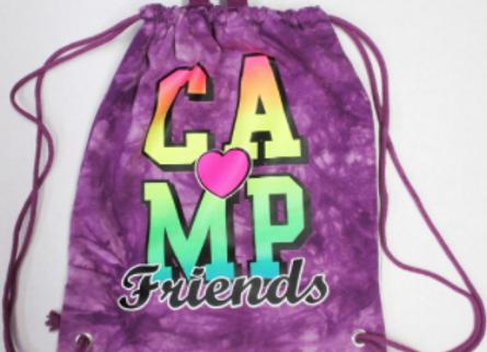 DB72 Camp Friends Sling