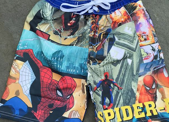 Spiderman Swim Trunk