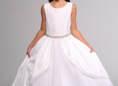 COMMUNION DRESS 3041T