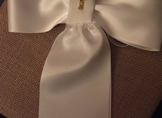 Boys First Communion Arm Band-  IN STOCK