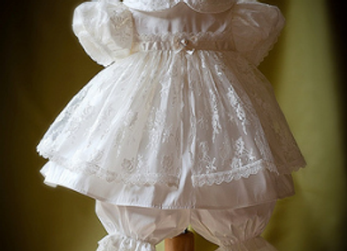 Angels & Fishes - Chloe bloomer set- in stock