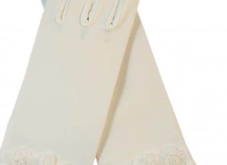 Andrea's Beau -Communion gloves (Tara)    IN STOCK