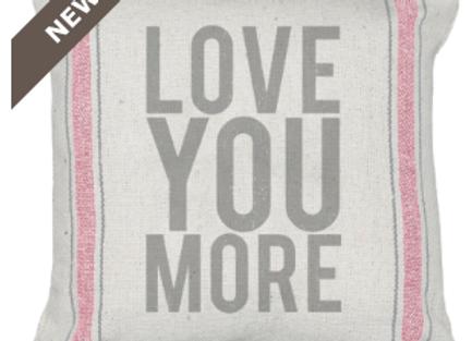 #27435 - Pillow - Love You More PNK