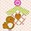 Thumbnail: HAUTE BABY - May Flowers Baby Romper
