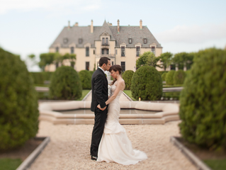 A Modern Day Wedding In A Castle