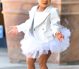 Celebrity Kids with Great Style
