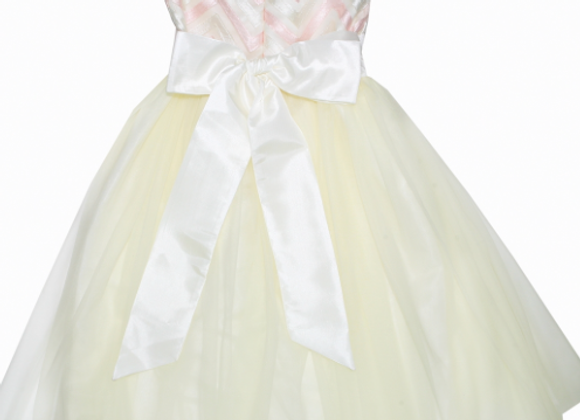 Butter Creme Girl Dress