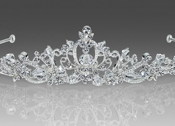 Anjas Dream 2228 - tiara & veil