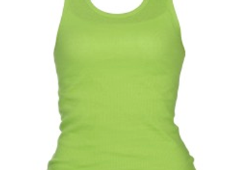 Lime Green Tank