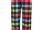 Neon Flannel Pants