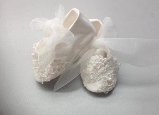 Silk ballerina slippers - SHG701