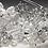 Thumbnail: Christie Helene designer tiara- ME3082  IN STOCK