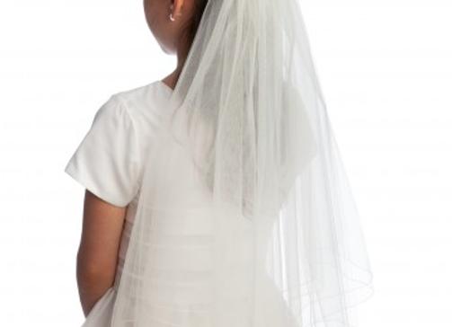 Andrea's Beau -Communion veil (GRACE)     IN STOCK