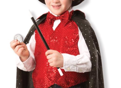 MELISSA & DOUG Magician Dress Up 3-6 yrs