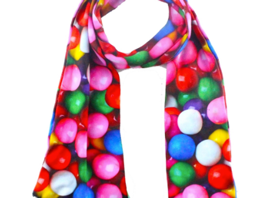 Gumball Scarf