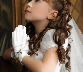Planning a First Communion