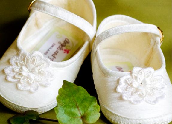 Promise Shoe - ivory