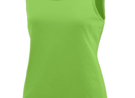 Girls Tank - Lime