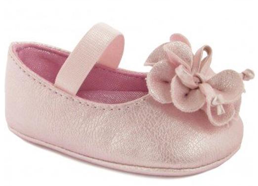 Crawling shoe 1-4533 - Pink shimmer