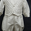 Thumbnail: Handsome silk shantung romper with bow tie